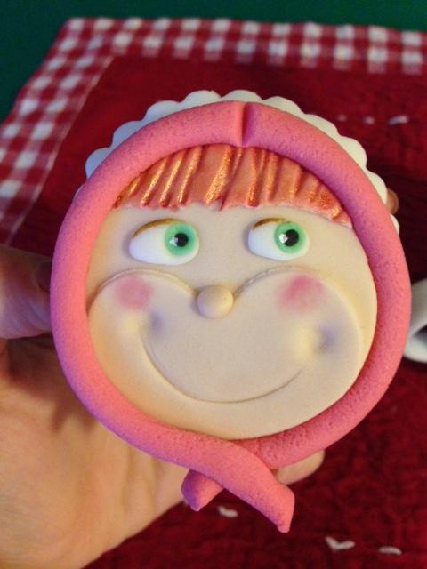 Cupcake Masha e Orso