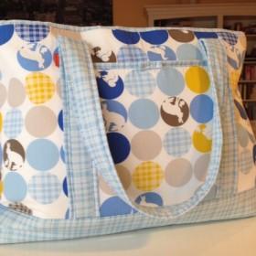 La borsa per il parto: il necessario per il bebè