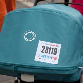 Correre con un neonato si può!