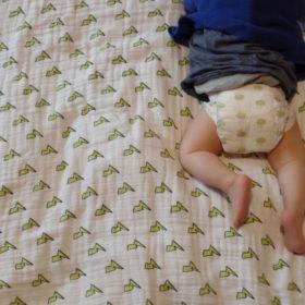 Il pannolino oggi lo cambia papà: racconti dal fronte!