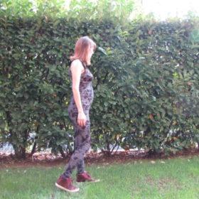 La storia di Martina assunta al nono mese di gravidanza