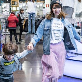 Shopping e coccole con OVS Kids