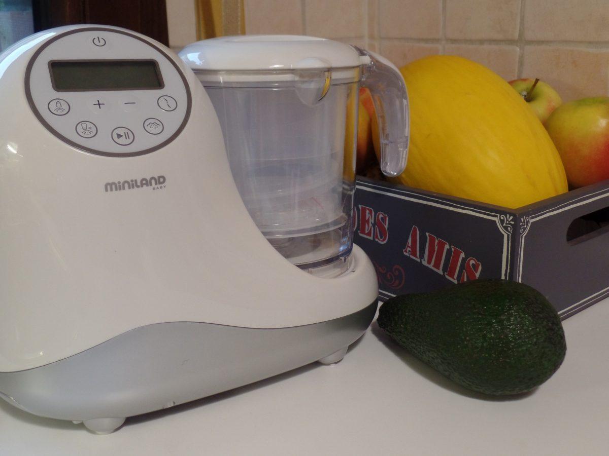 Il robot chefy 5 di miniland e la ricetta del guacamole per bambini - Robot per cucinare e cuocere ...