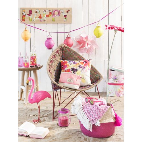 Flamingo mania le origini della moda dell 39 estate for Carta da parati maison du monde