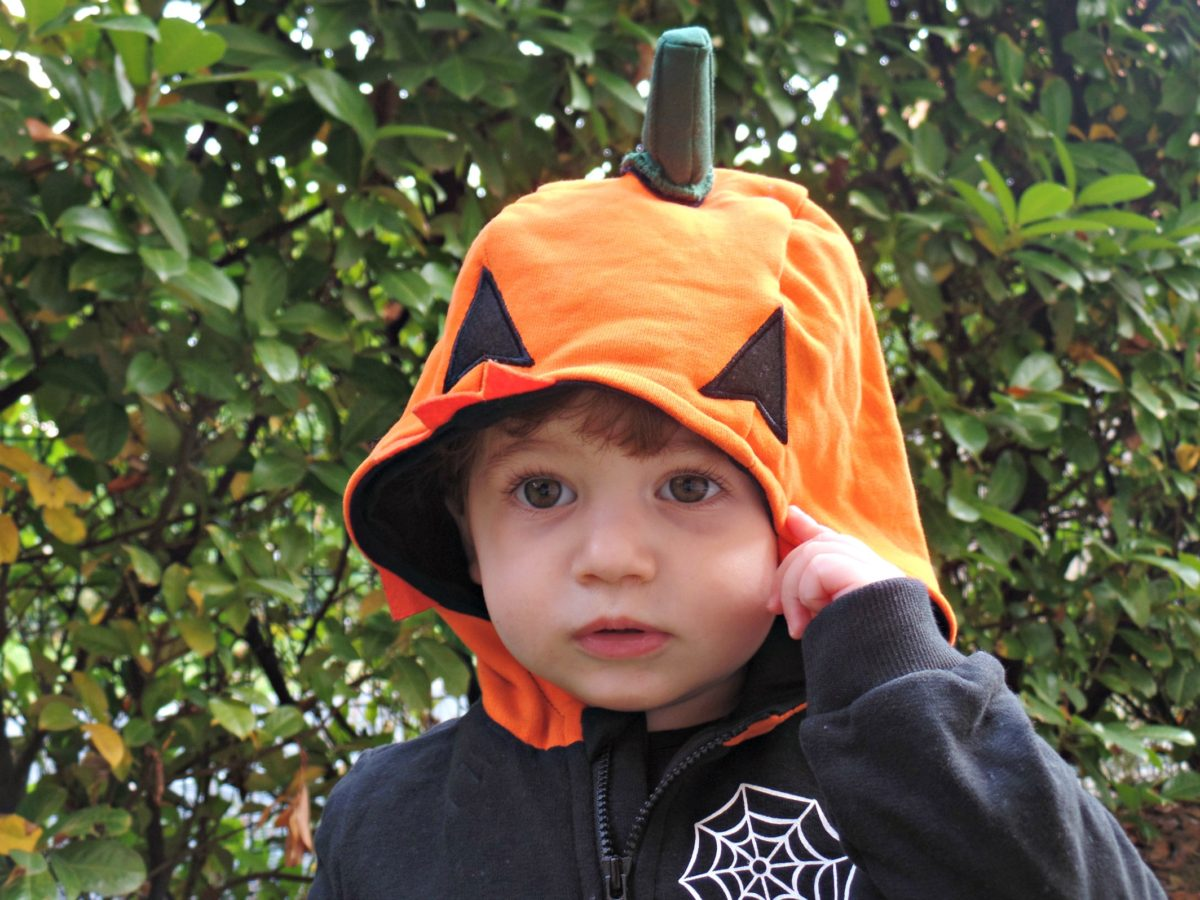 Come vestire i bambini ad Halloween