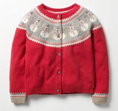 Favoloso Maglioni natalizi per bambini: i modelli più belli - Mammaholic CF12