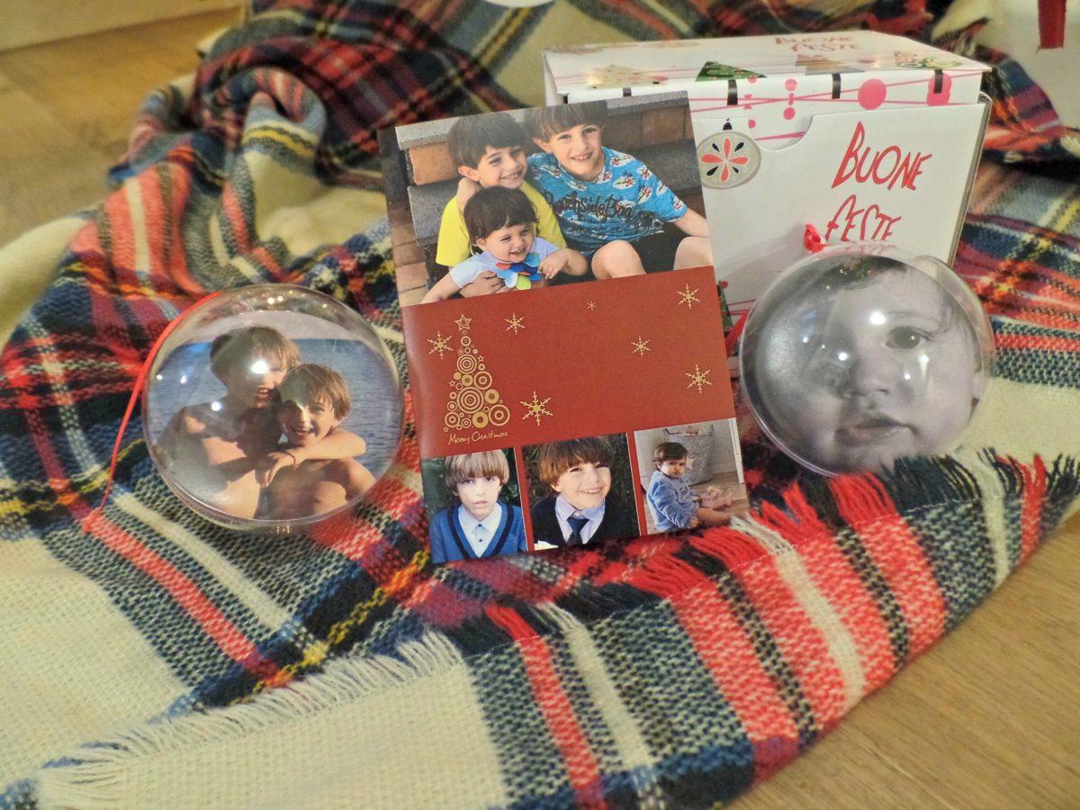 Palle di Natale personalizzate fotoregali