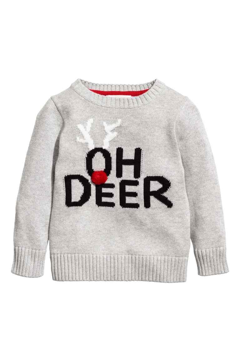 vendite calde f5734 110a5 Maglioni natalizi per bambini: i modelli più belli - Mammaholic