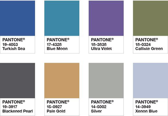 """""""Il viola è un colore complesso. E noi viviamo un'epoca complessa. Questo colore storicamente è associato a opere d'ingegno e pensieri visionari. È intrigante, affascinante, magico"""", ha commentato Lee Eisenman direttore esecutivo del Pantone Color Institute."""
