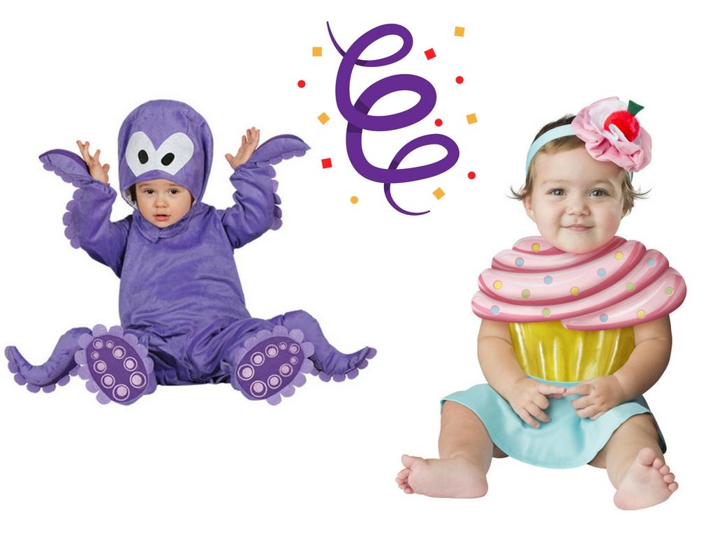 Vestiti di Carnevale per bambini originali e divertenti