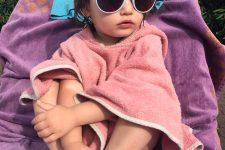 esposizione al sole neonati
