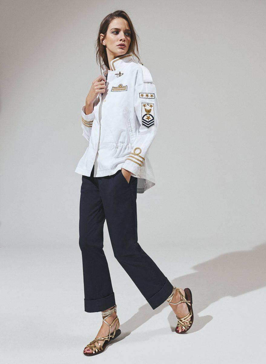 new styles 1e558 36d38 Abbigliamento donna: le novità firmate Fay per l'Estate 2018