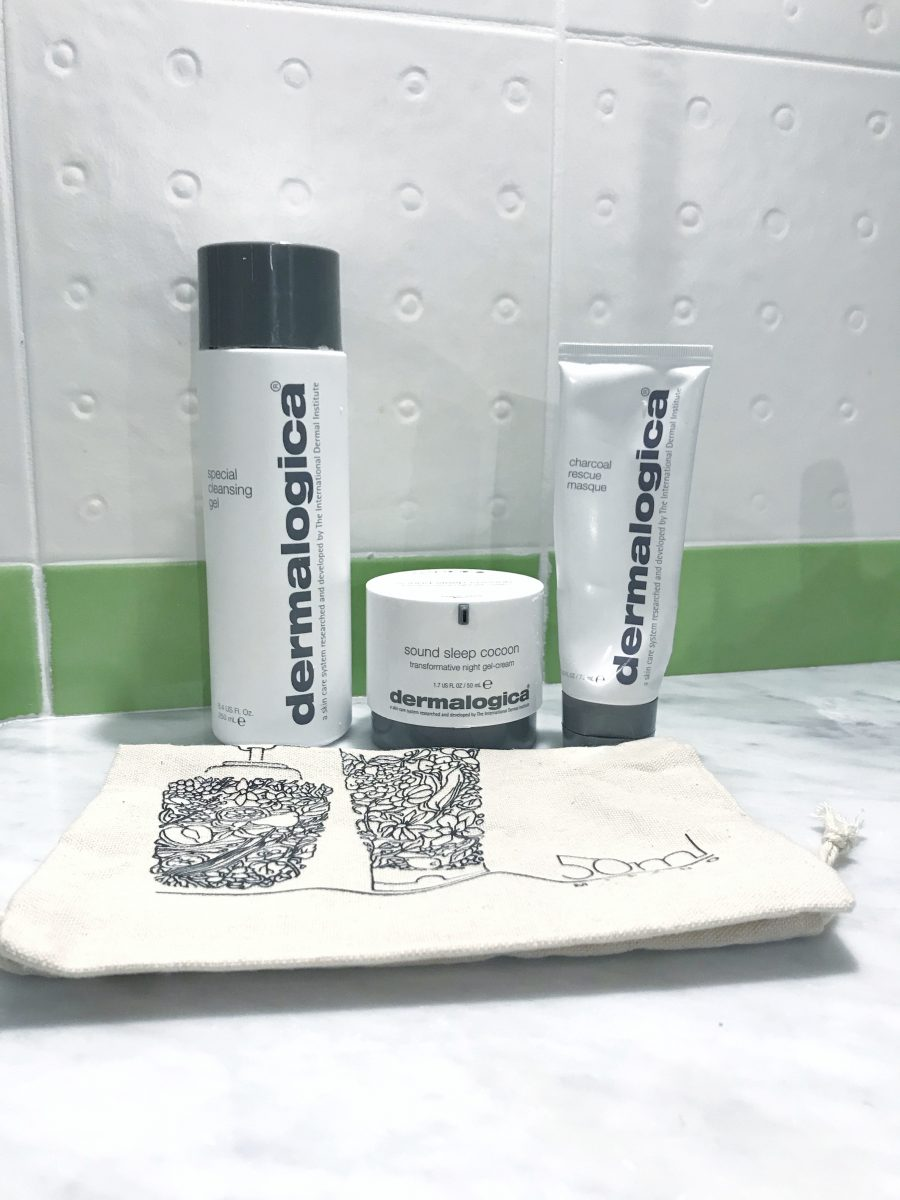 Beauty routine con Dermalogica