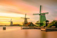 Visitare i Paesi Bassi con i bambin