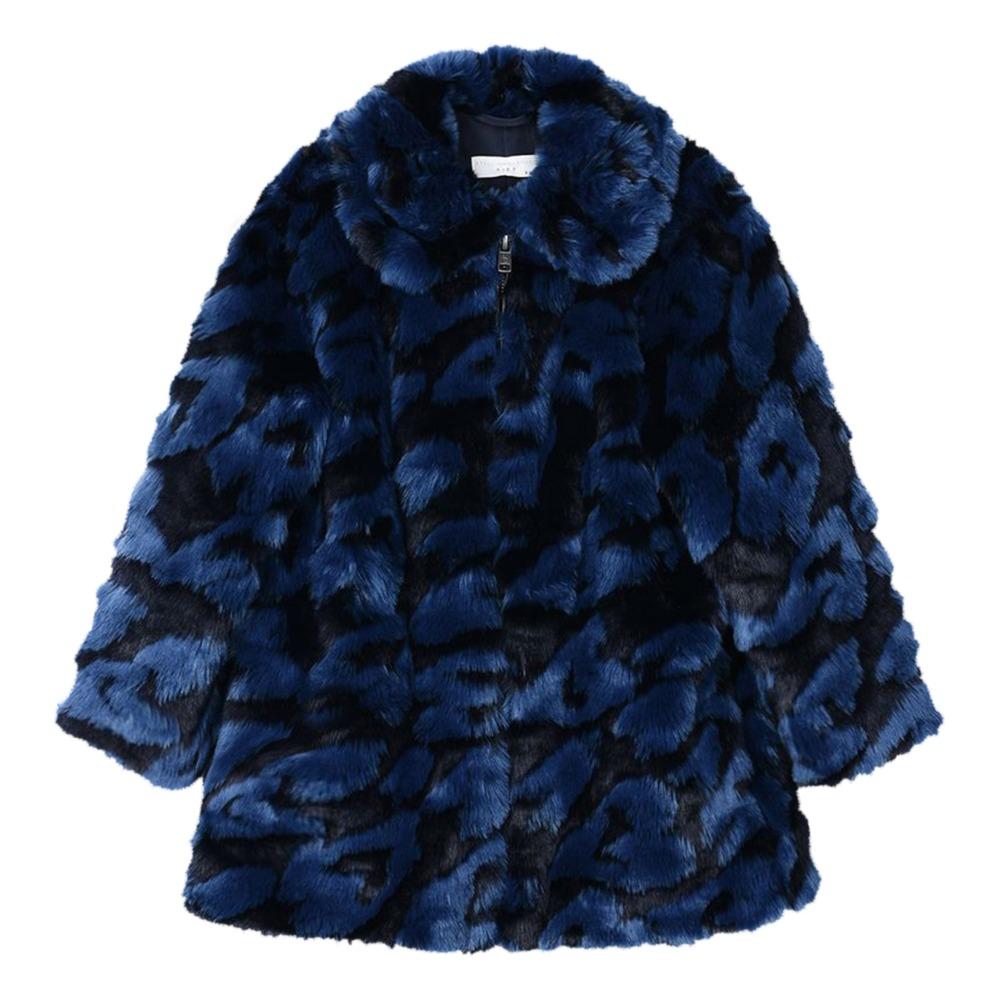 giacca pelo Stella McCartney