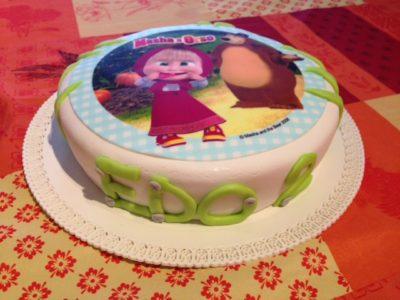 Torta Masha & Orso