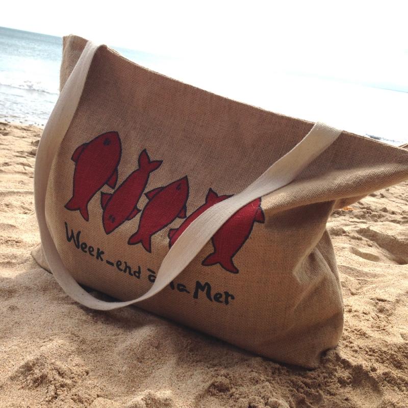 Aggiungo dello stesso marchio la borsa spiaggia per mamme