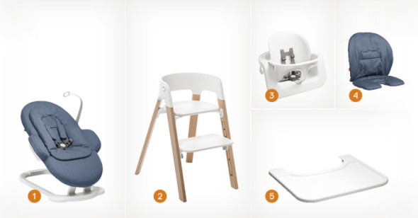 Sedia Design Stokke.Stokke Steps La Sedia Per Tutta La Famiglia Mammaholic