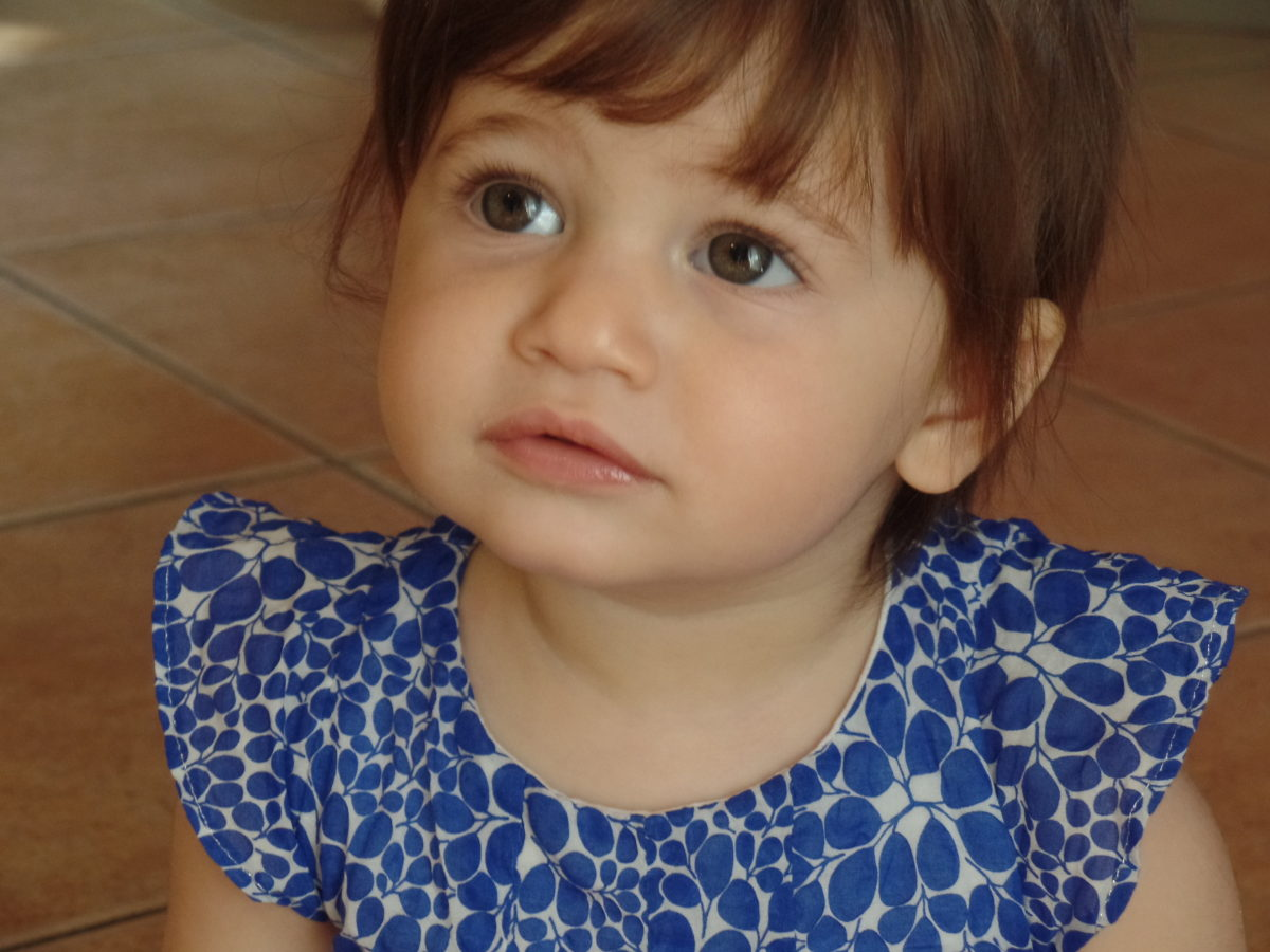 Outfit francese per bambini