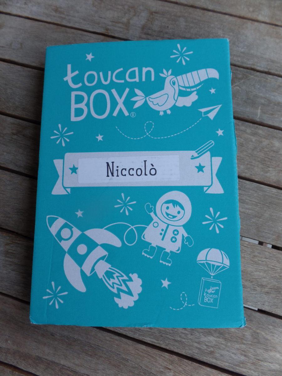 Toucan Box
