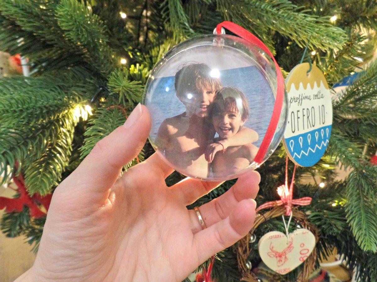 Palle di Natale personalizzate - Mammaholic