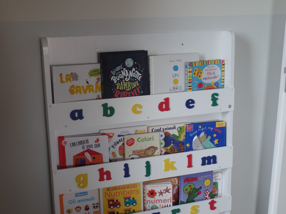 libreria Montessori Tidy Books