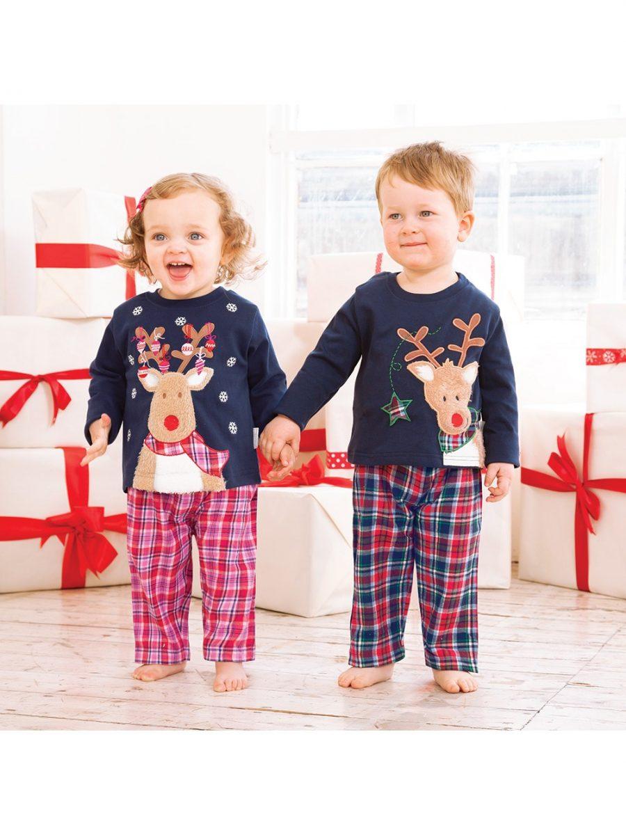 comprare on line ab026 07db3 Pigiami natalizi per tutta la famiglia