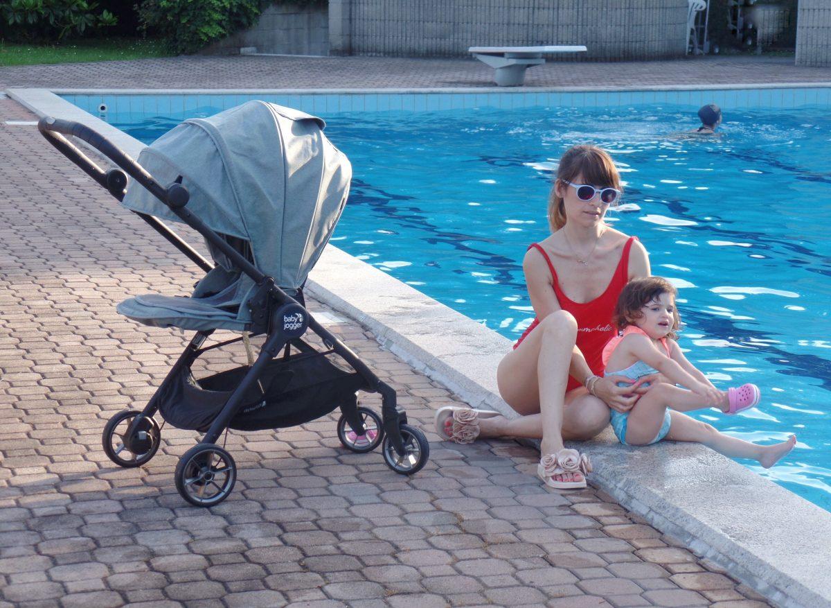 Passeggino compatto City Tour Lux Baby Jogger