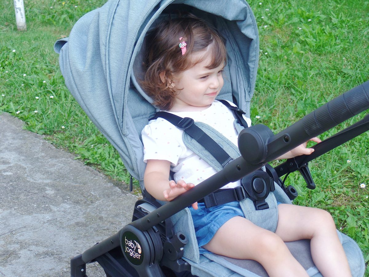Passeggino compatto City Tour Lux Baby Jogger