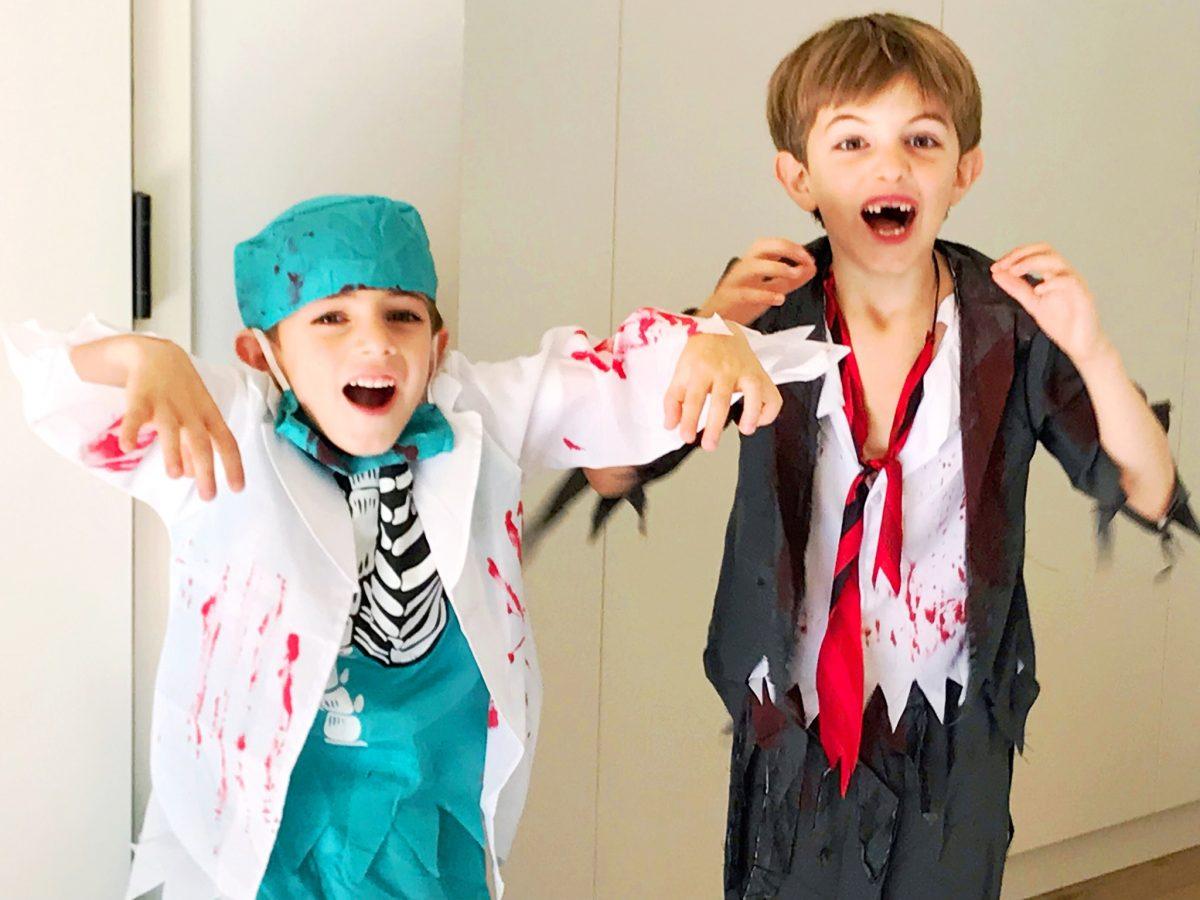 Halloween costumi Funidelia