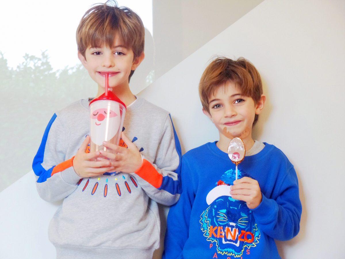Vestiti per bambini felpa Kenzo Kids