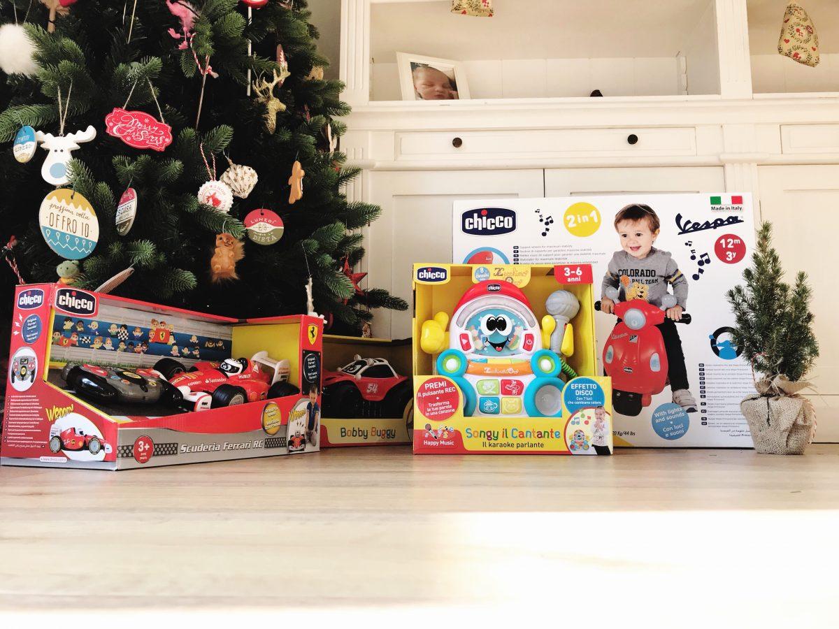 Giochi Natale Chicco