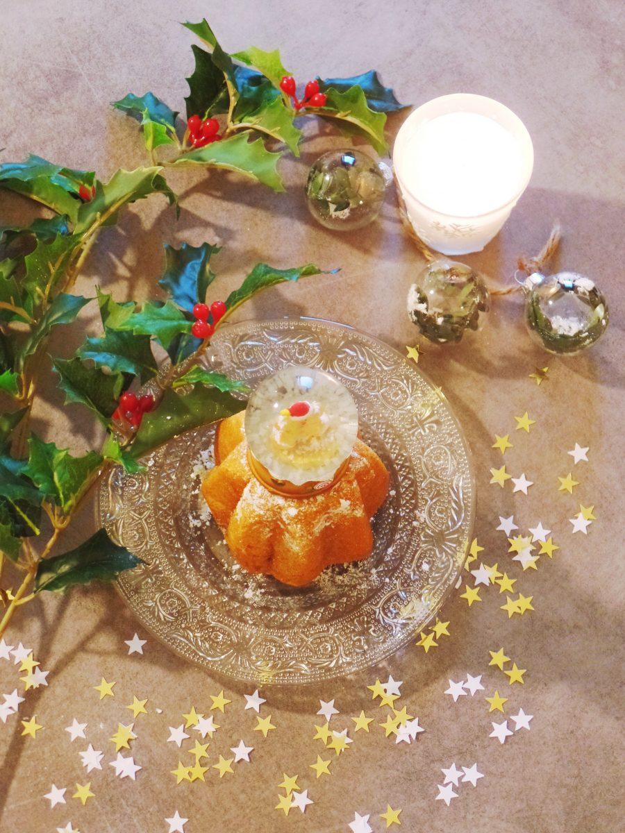 Decorare tavola natalizia con i bambini