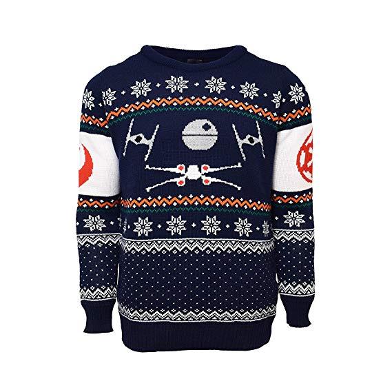 maglione natalizio Star Wars