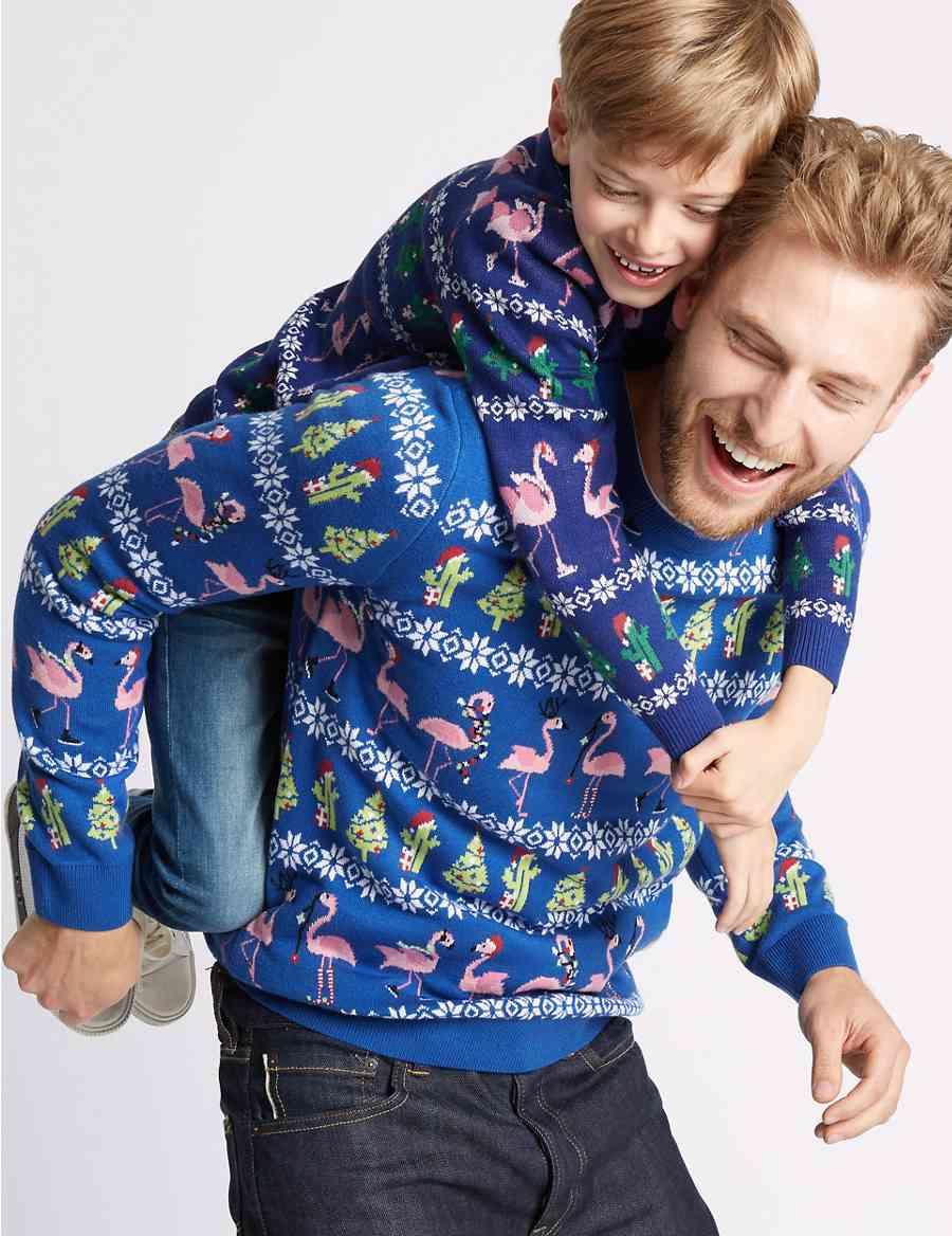 maglioni natalizi coordinati famiglia