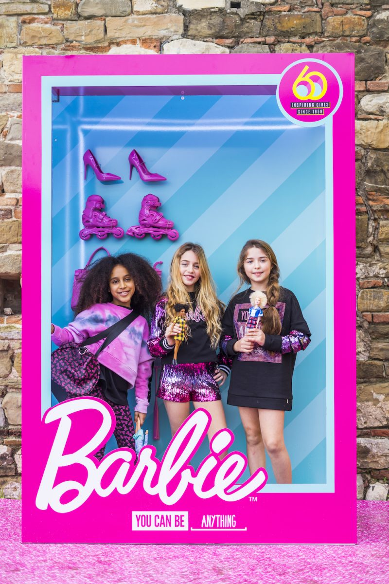 BARBIE BY PATRIZIA PEPE_look