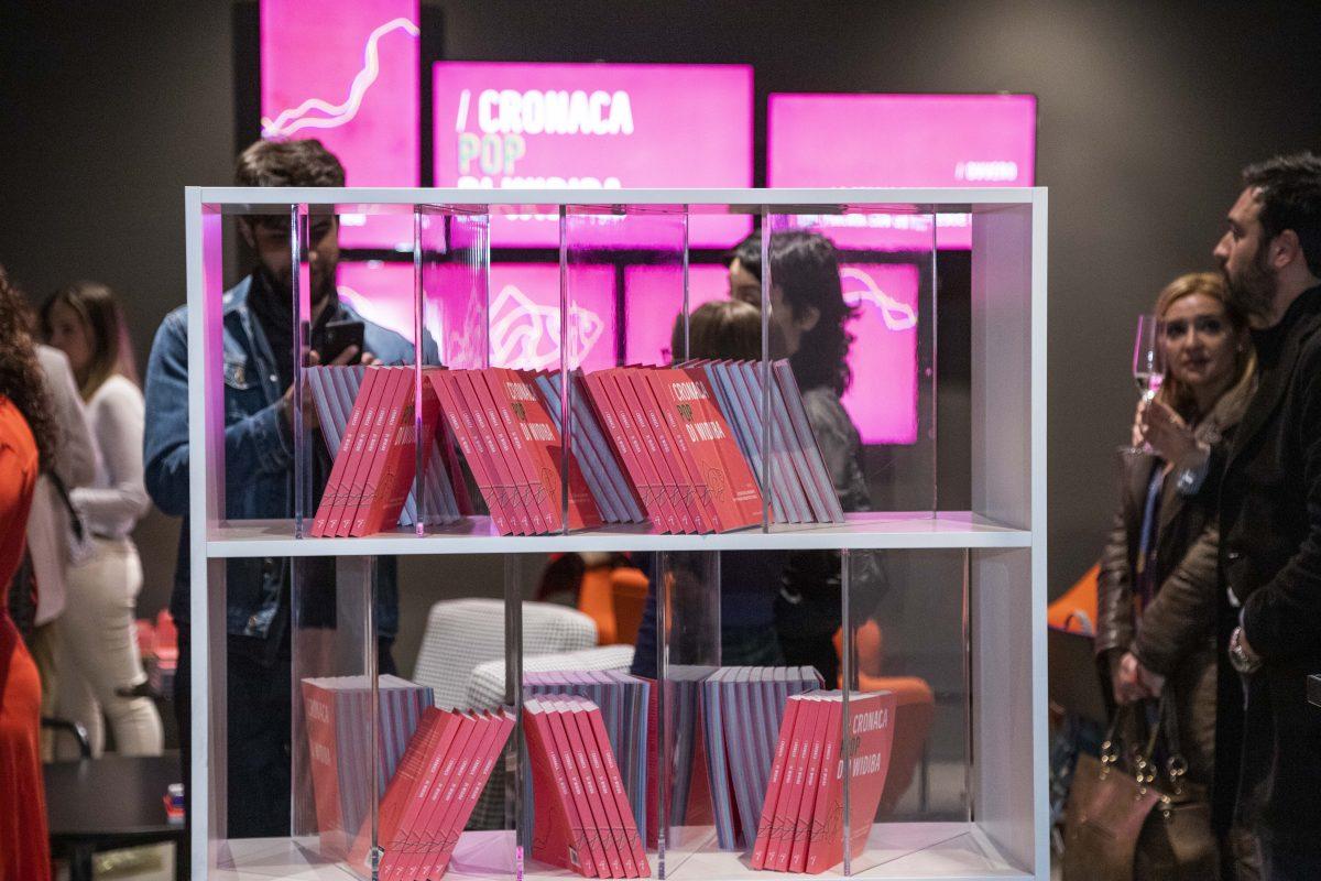 Cronaca Pop il libro di banca Widiba