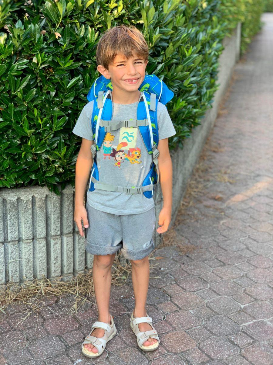 Zaino ergobag scuola elementare