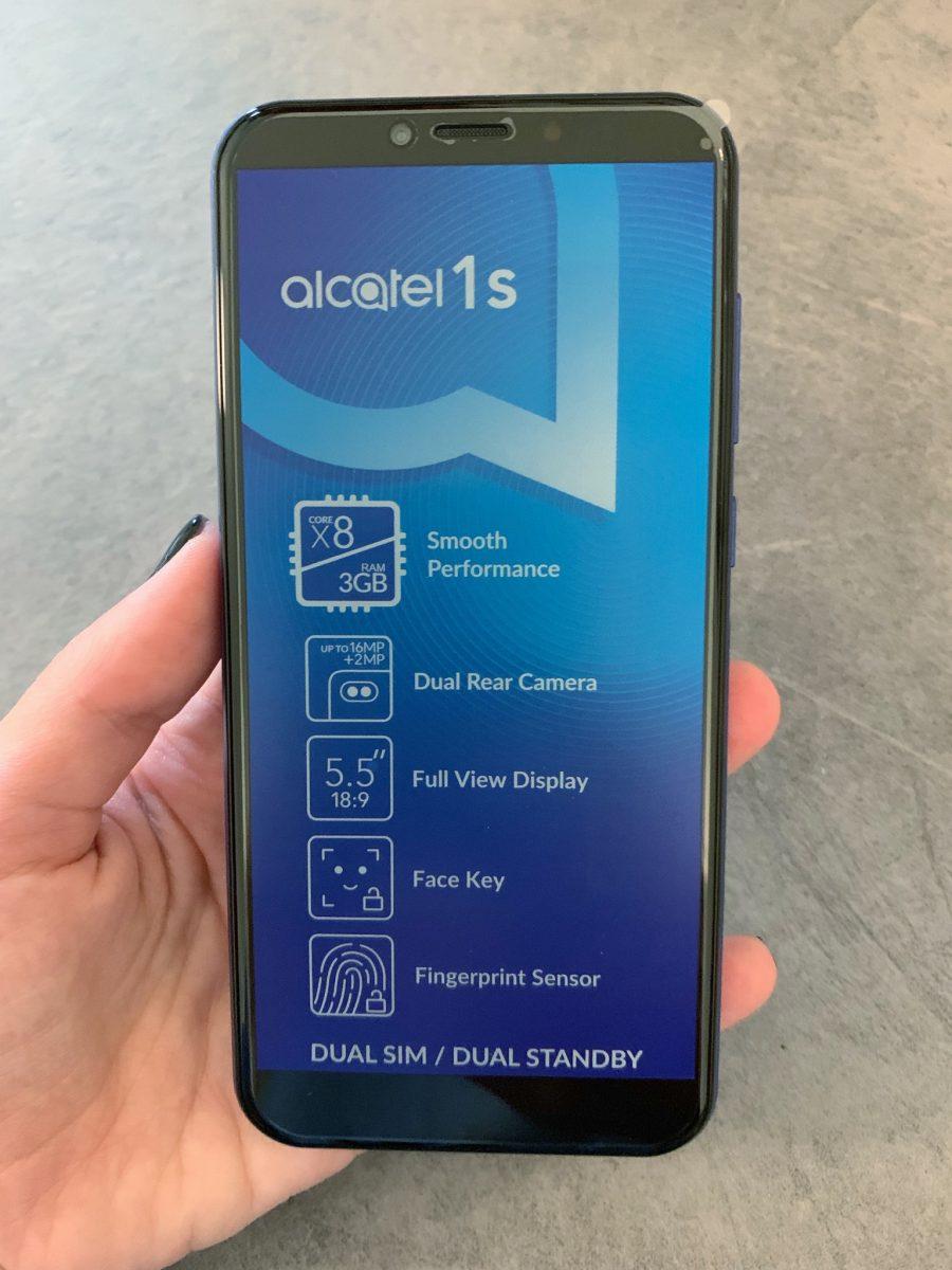 Alcatel S1 2019