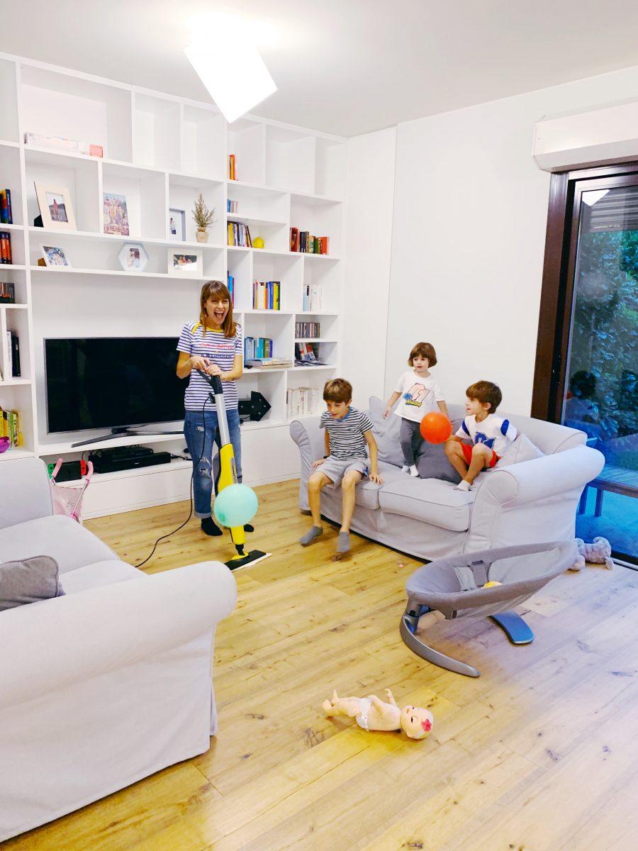 Giochi Di Pulizie Domestiche chi fa cosa? la divisione dei compiti in famiglia con l