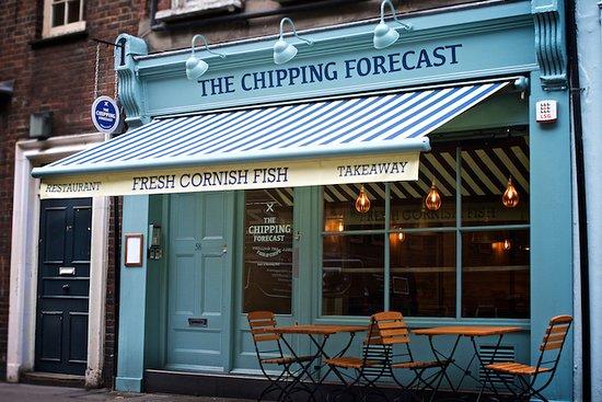 Migliore Fish & Chips Londra