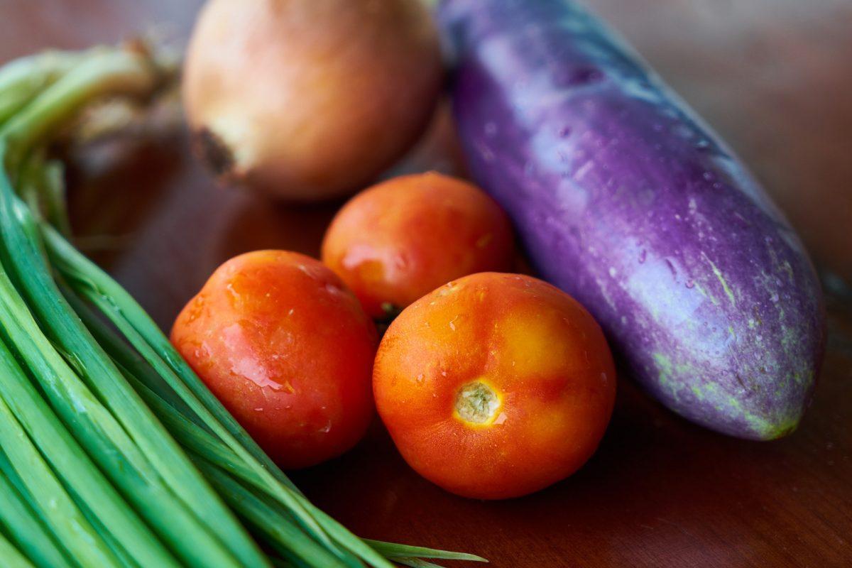 verdure per polpette vegetariane